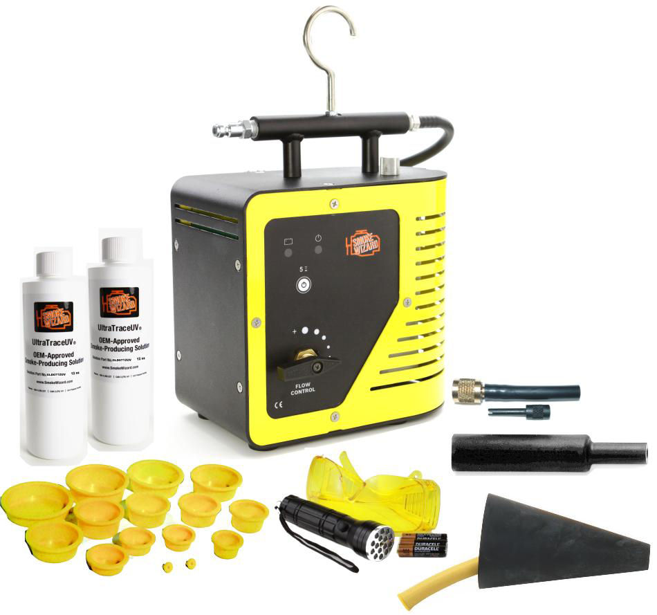 Launch Appointed Seller Of Smoke Wizard 174 Leak Detector