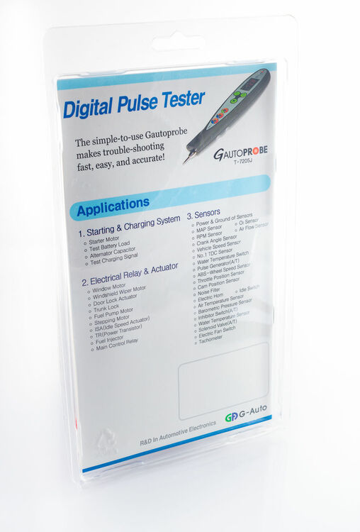 G Auto Digital Pulse Tester only £69 95