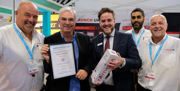 Launch UK Stand Award