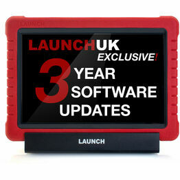 Launch X431 PRO4 (3 Year Package)